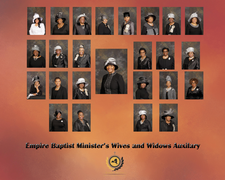 Pastors Wives Poster