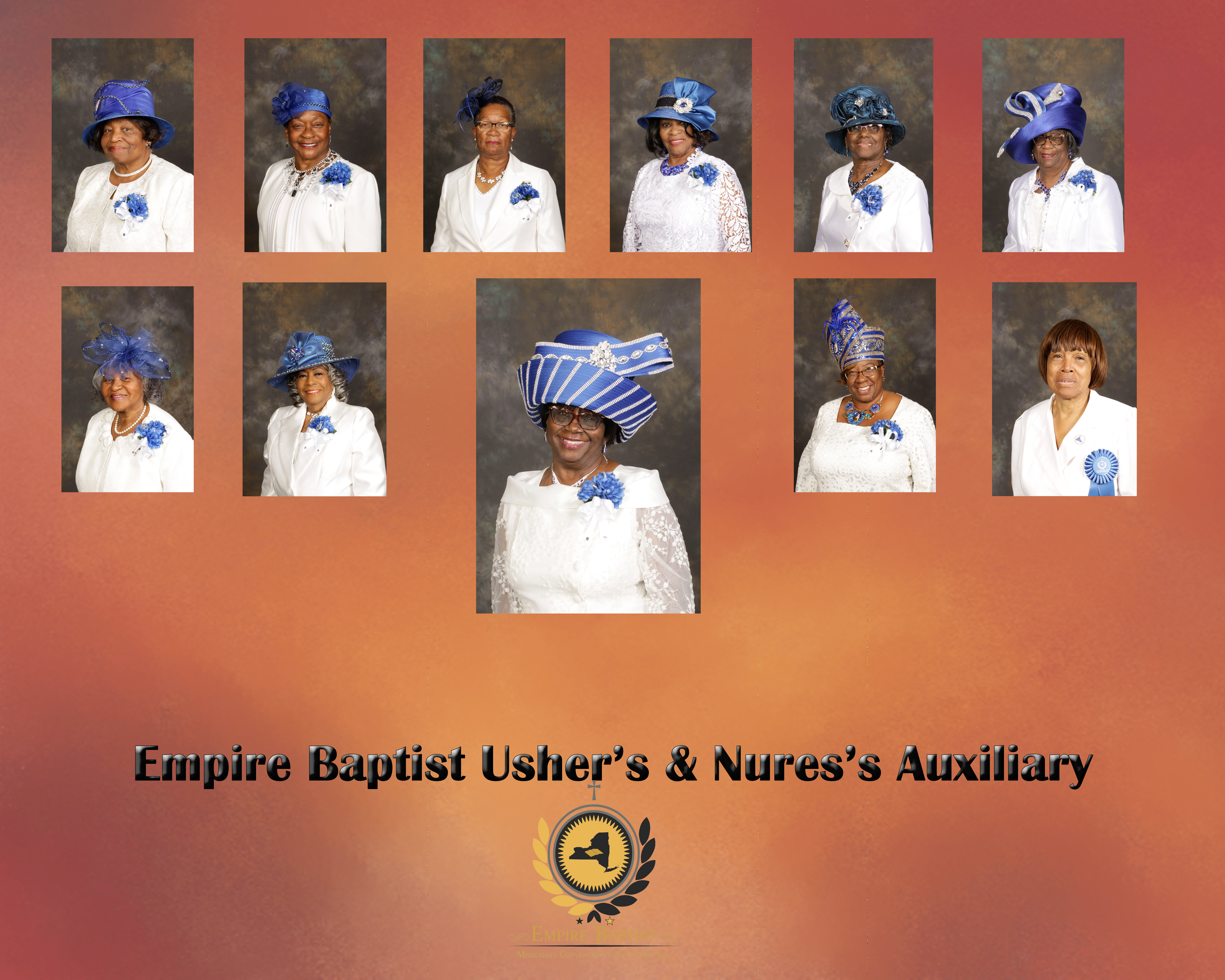 Ushers and Nurses Poster