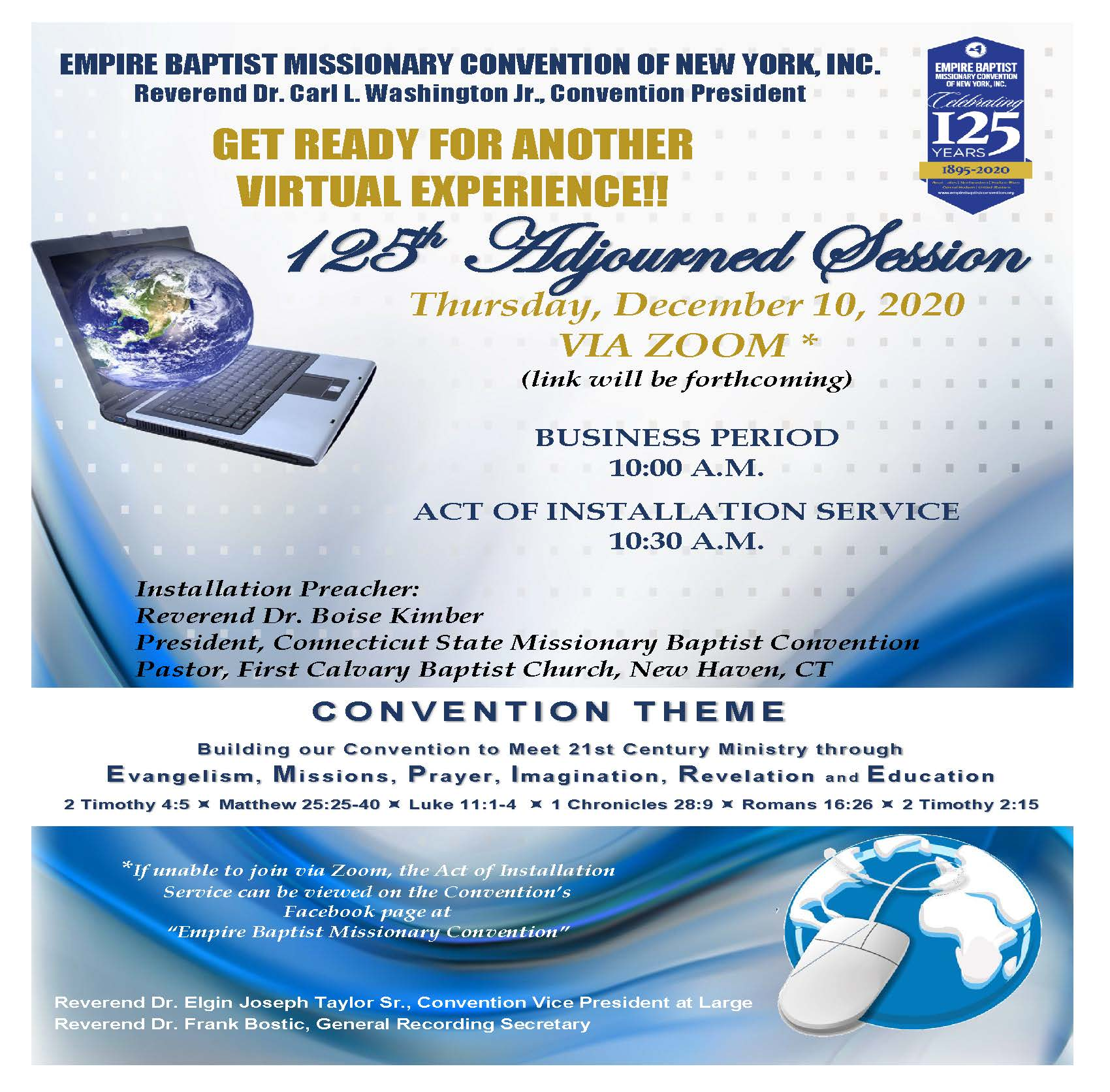EBMC 125th Adjourned Session - A Virtual Session flyerREV
